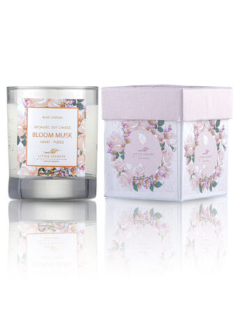 soya candle little secrets