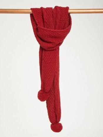 πλεκτο κασκολ knitwear scarf