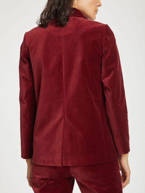 dark-cranberry–red-organic-cotton-velvet-blazer-jacket–3
