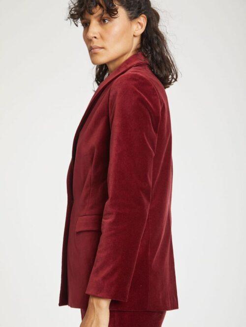 dark-cranberry-red-organic-cotton-velvet-blazer-jacket–4