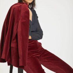 dark-cranberry-red-organic-cotton-velvet-blazer-jacket-2