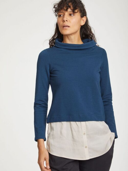 petrol-blue–blara-layered-bamboo-fleece-top-1