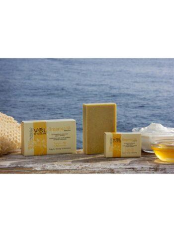 οργανικο σαπούνι με μελι
