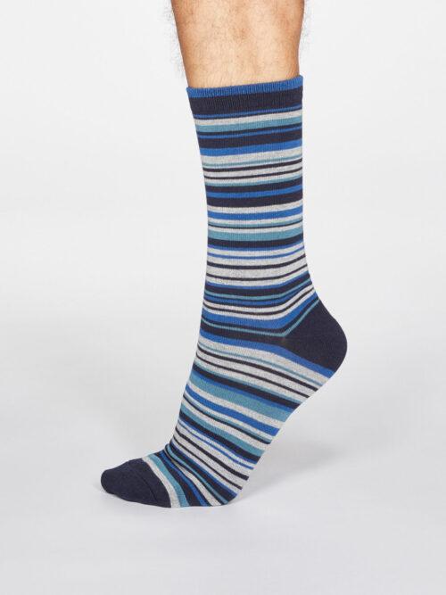 SBM5575-MULTI–Harrison-Spot-_-Stripe-Bamboo-3-Socks-Pack-in-Multi-7