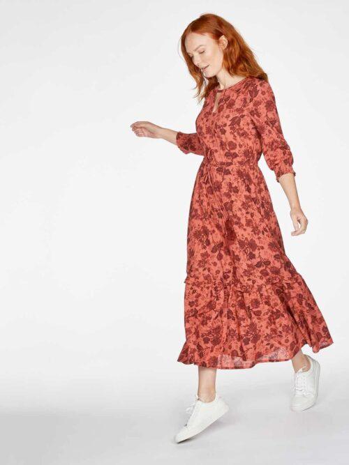 WSD5544-MULTI–Autumn-Organic-Cotton-Floral-Print-Woven-Dress-6